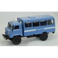 100848-АИСТ Вахтовый автобус НЗАС-3964 (66)