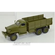 102514-АИСТ Studebaker US6 U4 бортовой