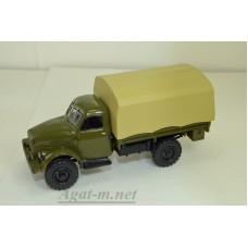 Горький-63 бортовой (с тентом)