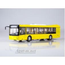 Городской автобус МАЗ-203 (желтый)