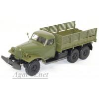 1001-ССМ ЗИЛ-157 грузовик бортовой, хаки