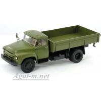 1005-ССМ ЗИЛ-130 грузовик бортовой ранний, хаки