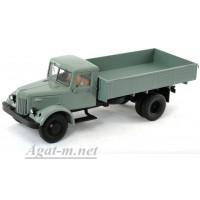 1009-ССМ МАЗ-200 грузовик бортовой, серый