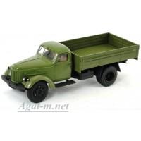 1016-ССМ ЗИЛ-164 грузовик бортовой, зеленый