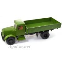 1023-ССМ ЯАЗ-200 грузовик бортовой, хаки