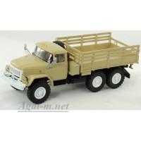 1041-ССМ ЗИЛ-131 грузовик бортовой автоэкспорт, серый