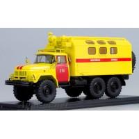 1101-ССМ ЗИЛ-131 кунг аварийная служба