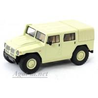 2001-ССМ Горький-233001 пикап, песочный