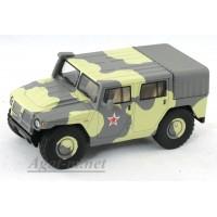 2001-4-ССМ Горький-233001 пикап, камуфляж зимний