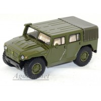 2001-7-ССМ Горький-233001 пикап, светло-зеленый
