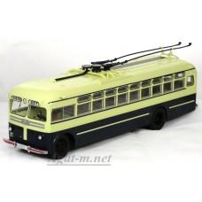 Троллейбус МТБ-82Д производства Тушинского Авиазавода