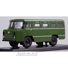4012-ССМ Армейский автобус АС-38, хаки