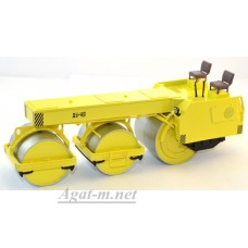 Каток ДУ-49, желтый