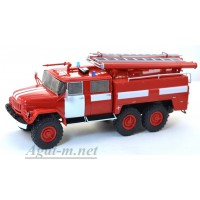 007L-ССМ АЦ-40 (на шасси ЗИЛ-131) пожарка для разгона демонстраций