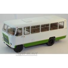 4005-ССМ Кубань Г1А1-02 автобус, бело-зеленый