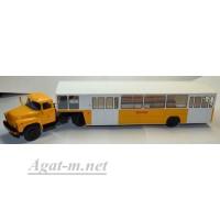 7002-1-ССМ ЗИЛ-130В1 с прицепом АППА-4 Аэропорт Васьково