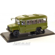 4027-ССМ Армейский автобус КАвЗ-3976, хаки