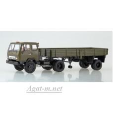 7046-ССМ КАЗ-608В с полуприцепом ОДАЗ-885