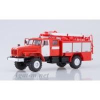 1235-ССМ Пожарно-спасательный автомобиль ПСА 2,0-40/2 (43206)