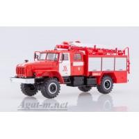 1236-ССМ Пожарно-спасательный автомобиль ПСА 2,0-40/2 (43206) ПЧ №15 г. Воронеж