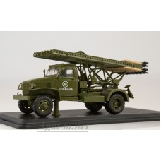 "1374-ССМ Chevrolet G7107 БМ-13 ""Катюша"""