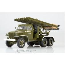 """1376-ССМ GMC CCKV 352 БМ-13 """"Катюша"""""""