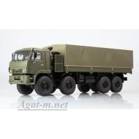 1382-ССМ КАМАЗ-6560 бортовой с тентом