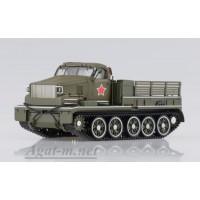 3018-ССМ Тяжелый артиллерийский тягач АТ-Т парадный