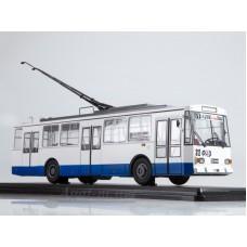 4043-ССМ Троллейбус Skoda-14TR (Ростов-на-Дону)