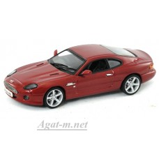 20676-ВИТ Aston Martin DB7GT, Red