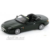 20702-ВИТ Aston Martin DB 7 Volante, dark green