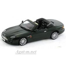 20702-ВИТ Aston Martin DB 7 Volante, dark green