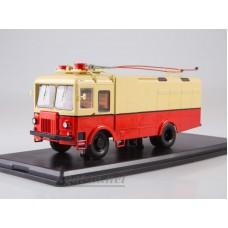 4048-ССМ Грузовой троллейбус ТГ-3