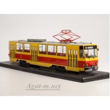 4057-ССМ Трамвай Tatra-T6B5