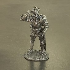 23KN-РОН Рыцарь с полэксом. XV век