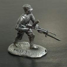 28WW-РОН Японский пехотинец с ручным пулеметом
