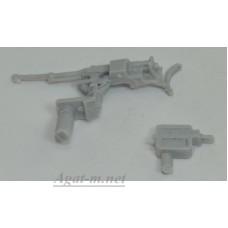 004СК-СПБМ Пулемет СГМБ с коробкой (Смола)
