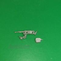 "026-СПБМ Сборная модель пулемет ""СГМБ"" (Металл)"