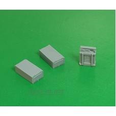 008-СПБМ Набор для доработки УРАЛ-43202/31 (2 ящика ЗИП, канистра в обрамлении)