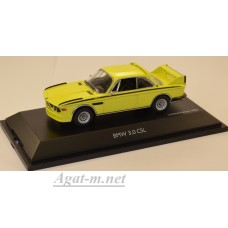02190-SHU BMW 3.0 CSL  1971 yellow