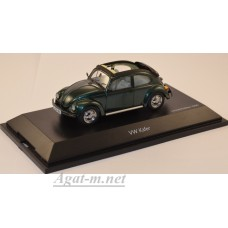 03878-SHU VW Beetle 1600i Open Air 1996 Metallic Dark Green