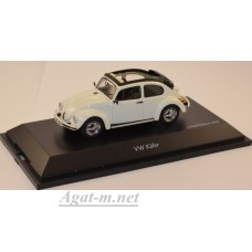 03879-SHU VW Beetle 1600i Open Air 1996 White