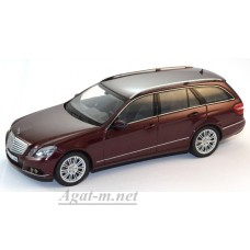 07331-SHU Mercedes Benz E-Klasse T-Modell Elegance W212 2009г. red