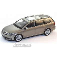 07437-SHU Volkswagen Passat Variant (B7) 2010, kashmere brown
