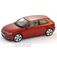 07507-SHU Audi A3 2012, Red