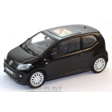 07543-SHU Volkswagen Up! 2-door version 2012, Black