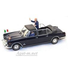 560429-STR Lancia Flaminia Presidenziale Pre. d. Rep. Napolitano 1961, черный