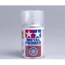 87061-ТАМ Tamiya Metal Primer - грунтовка спрей 100 мл. (для металла)