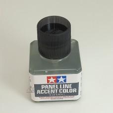 87133-ТАМ Краска для финальной отделки моделей (смывка, серая 40мл)