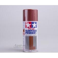87160-ТАМ Грунтовка в аэрозольном баллоне 180мл. Fine Surface Primer L (Oxide Red)